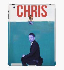JAWS or CHRIS iPad Case/Skin