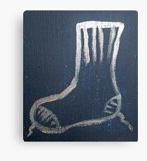 Sock Canvas Print