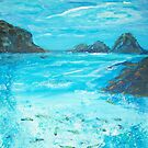 Return to the Blue Lagoon by Mary Sedici