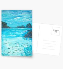 Return to the Blue Lagoon Postcards