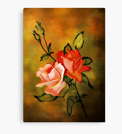 Rose,,,,,Rose.......!!!!!! Canvas Print