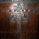 Sleeper-wood doors by Chanzz