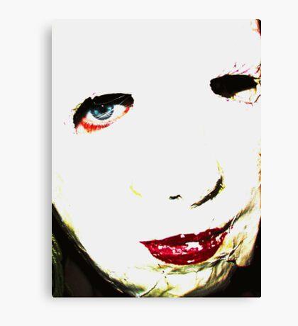 Jane 2 Canvas Print