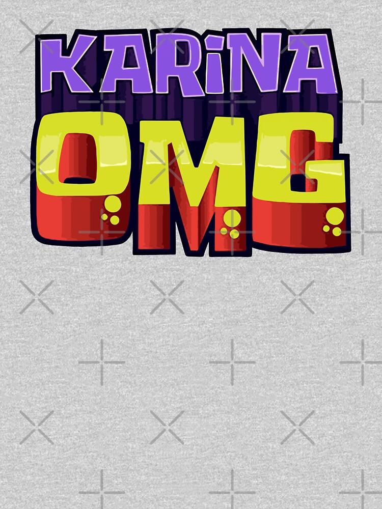Karina OMG by TheBeatlesArt