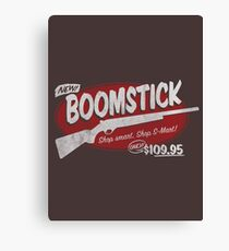 all new BOOMSTICK! Canvas Print