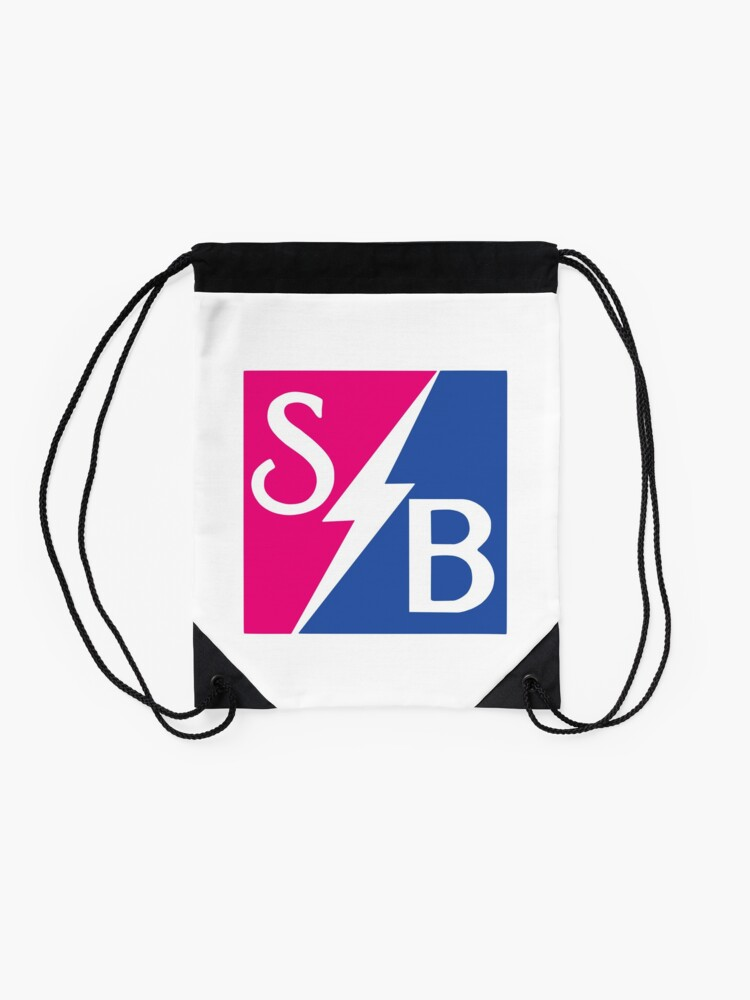 Alternate view of Sis Vs Bro Drawstring Bag
