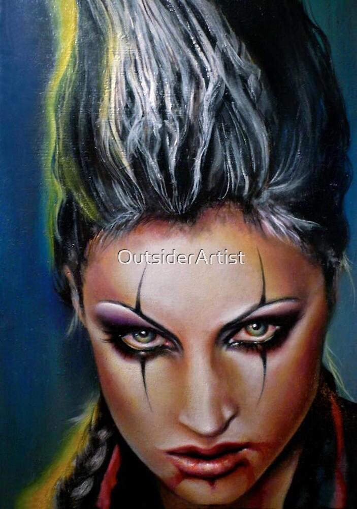 Electric Rush by Sylvia Lizarraga