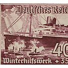 German Luxury Passanger Ship..SS Bremen..1937..NDL, or Norddeutscher Lloyd by edsimoneit