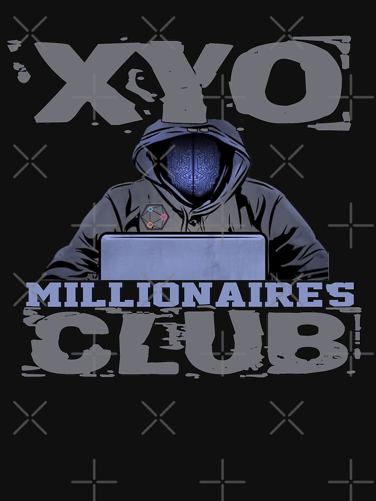 XYO Millionaires Club Design by MbrancoDesigns by Mbranco