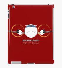 Embraer 120 Brasília iPad Case/Skin
