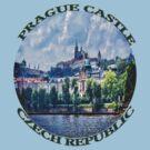 PRAGUE CASTLE TEE SHIRT  - PILLOWS - TOTE BAG- JOURNAL-ECT. by ✿✿ Bonita ✿✿ ђєℓℓσ