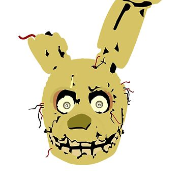 Springtrap by BubbleberryVII