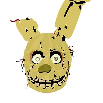Springtrap (I Am Still Here Variant) by BubbleberryVII
