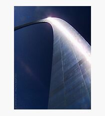 The Gateway Arch (St. Louis, Missouri) Photographic Print