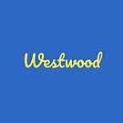 Westwood cursive (yellow) by TVsauce