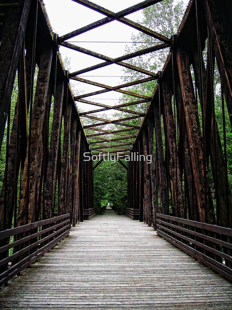 Bridge to Nature by SoftlyFalling
