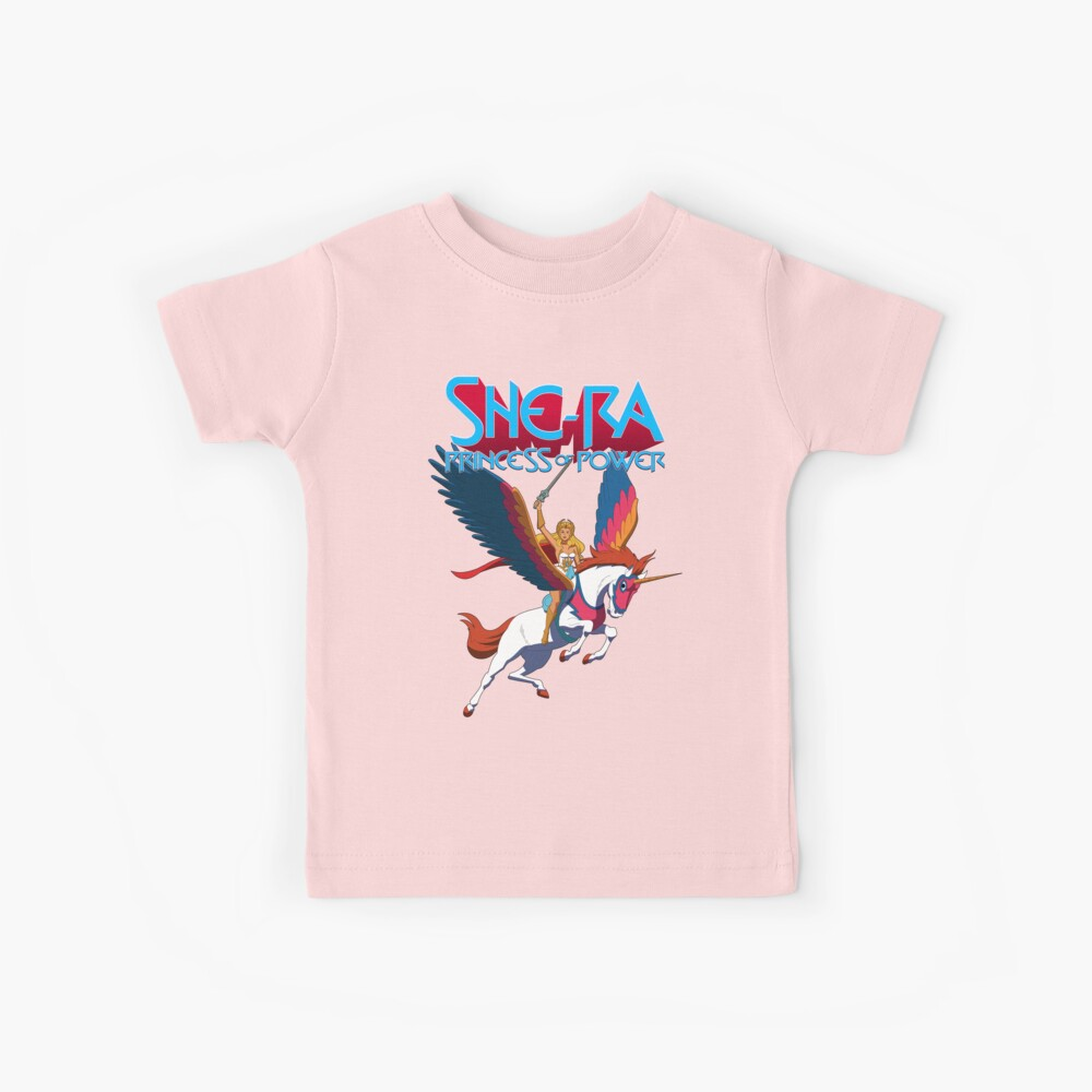 She-Ra Princess Of Power Kids T-Shirt