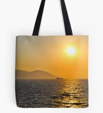 Ionian Sunset Tote Bag
