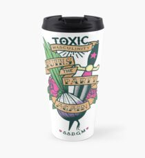 Toxic Masculinity Ruins the Party Again - American Tradition Travel Mug