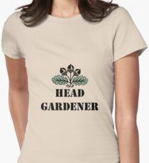 Head Gardener Women's Fitted T-Shirt