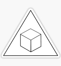 Delta Cubes - Community Sticker