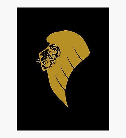 Leo - Zodiac Symbols Photographic Print