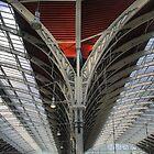 Angel Wings at Paddington by Larry Davis