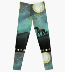 Unicorn Believe In Magic Leggings