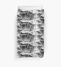 Cascading Duvet Cover