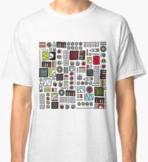 Robot Controls 3000 Classic T-Shirt