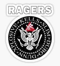 MGK RAGERS Sticker