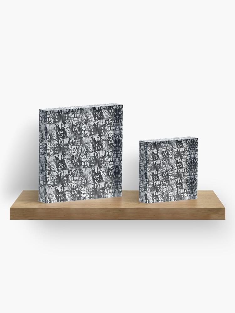 Alternate view of MAZERUNNER  Acrylic Block