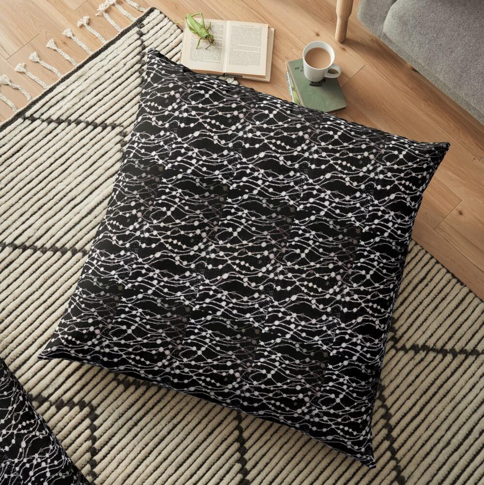 connected Floor Pillow