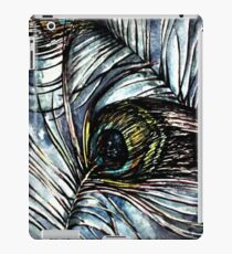 Peacock Abstract iPad Case/Skin