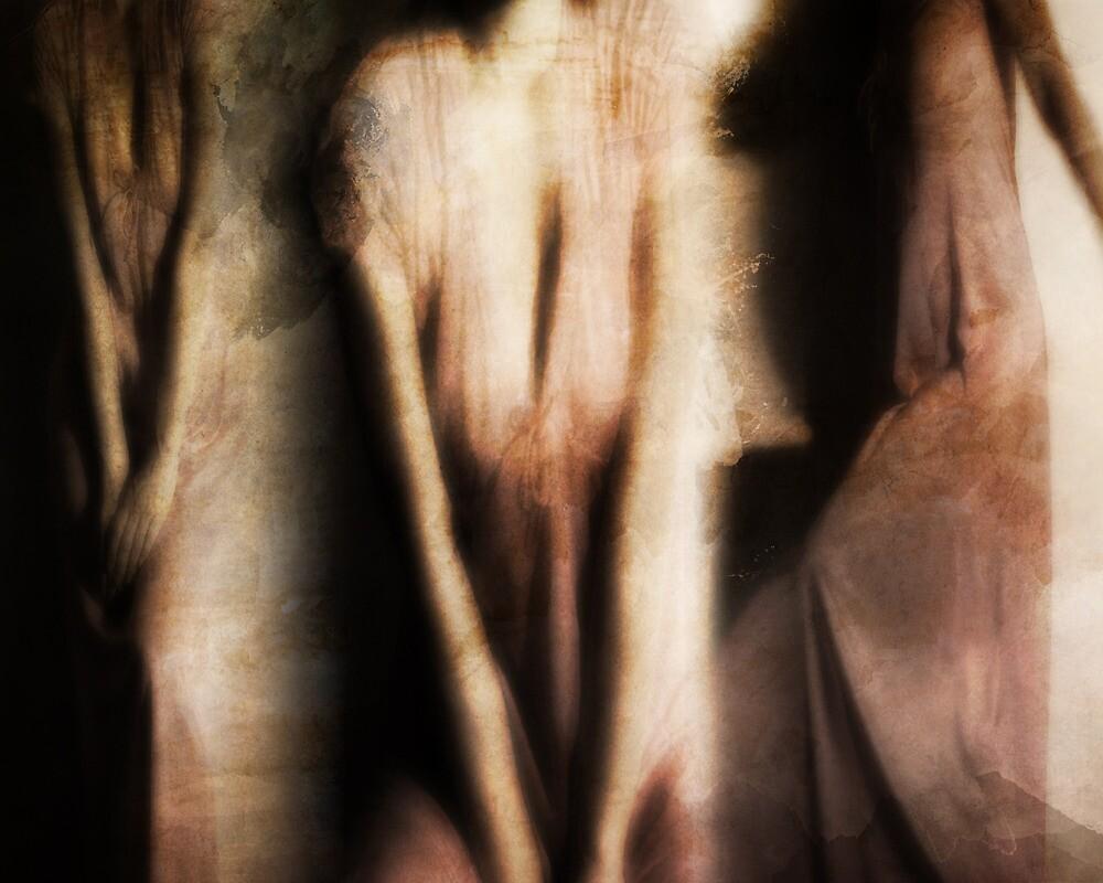 Triptych (b)  by SERENA Boedewig