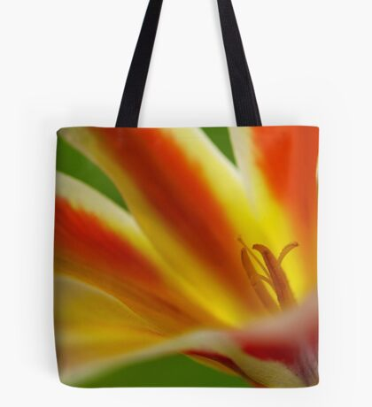 Yellow Glow Tote Bag