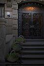 Lighting Up the Brownstone (best viewed LARGE) by Jen Waltmon