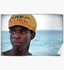 People of Zanzibar # 2 Poster