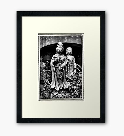 Eternal Prayer Framed Print