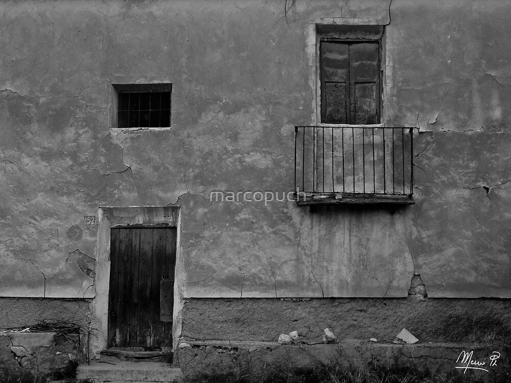 The old house No. 52 by marcopuch