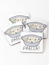 PAELLA! Coasters