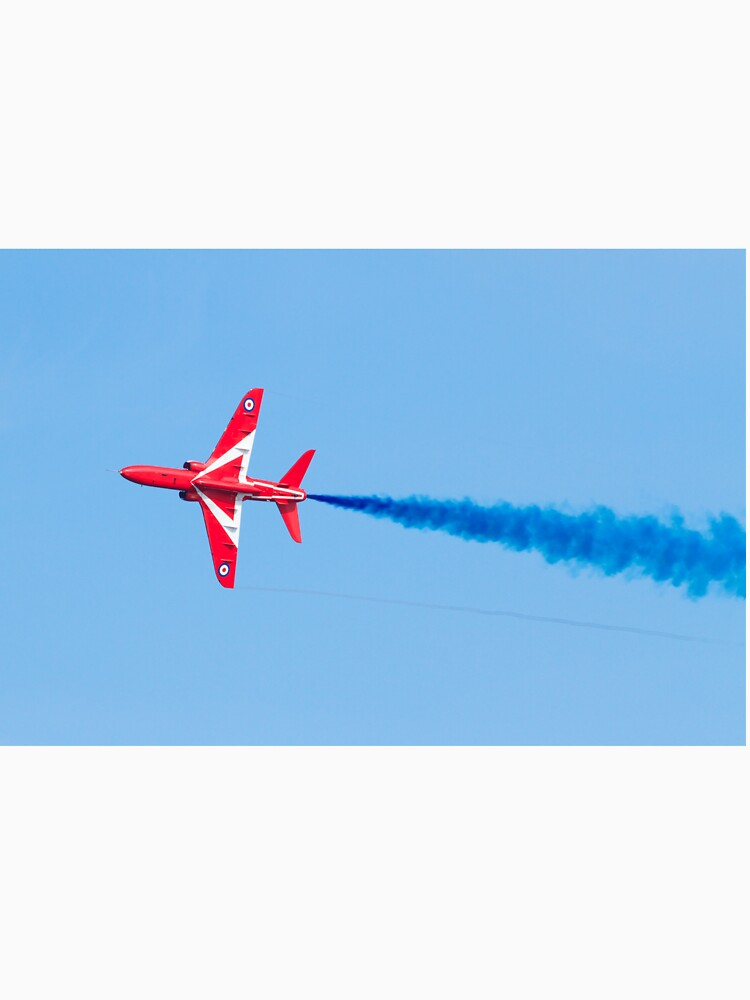RAF Red Arrows Hawk Jet Aircraft by robcole