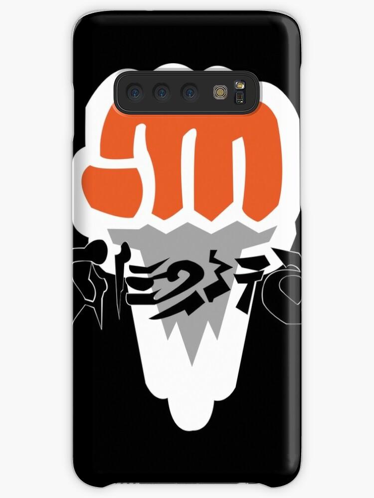 'Sword Shield - Bea logo' Case/Skin for Samsung Galaxy by MonkeyLi