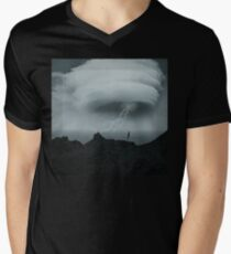 hold your breath V-Neck T-Shirt