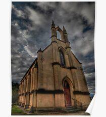 Christ Church Whittlesea Poster