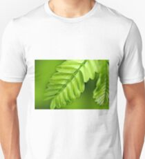 patterns of green Unisex T-Shirt