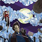 Team Full-Moon 2 by GrangerDanger
