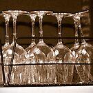 Vintaged Vino by Sandra Chung