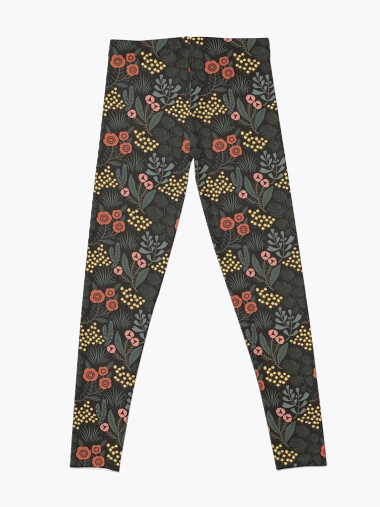 Alternate view of Night Garden Leggings