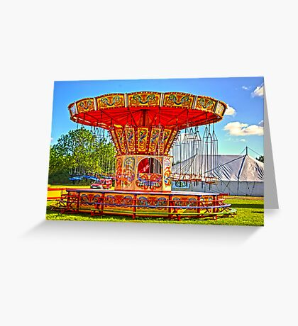 Swing High - Swing Low Greeting Card